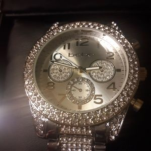 AUTHENTIC WOMAN BEBE WATCH